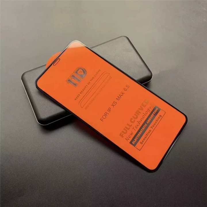 Защитное стекло 19D Premium Full Glue для Iphone 11pro max