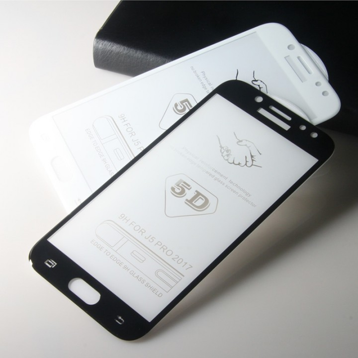 Защитное стекло  5D Full Glue для Samsung A5(2017)/A520