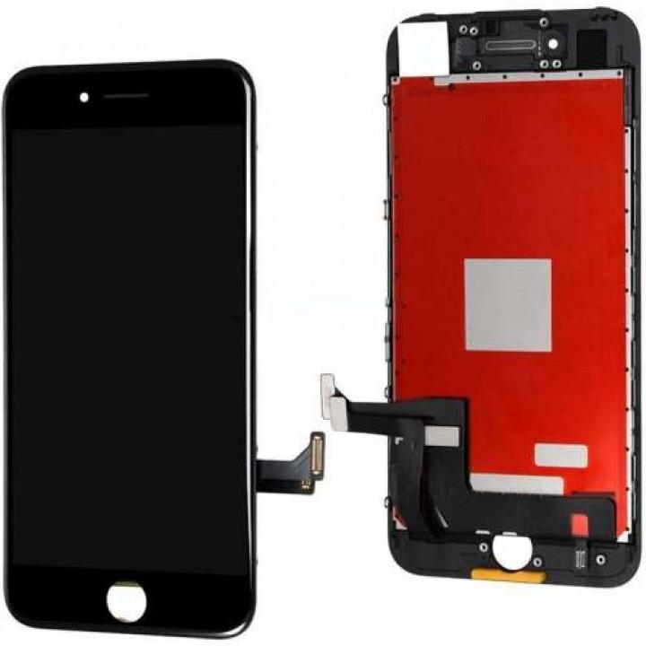 Дисплей, модуль для телефона  iPhone 8 pluse + Touchscreen Original Black