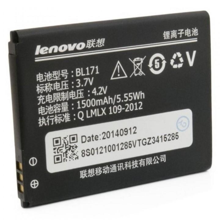 Аккумулятор батарея  Lenovo A370e IdeaPhone (1500 mAh) Original