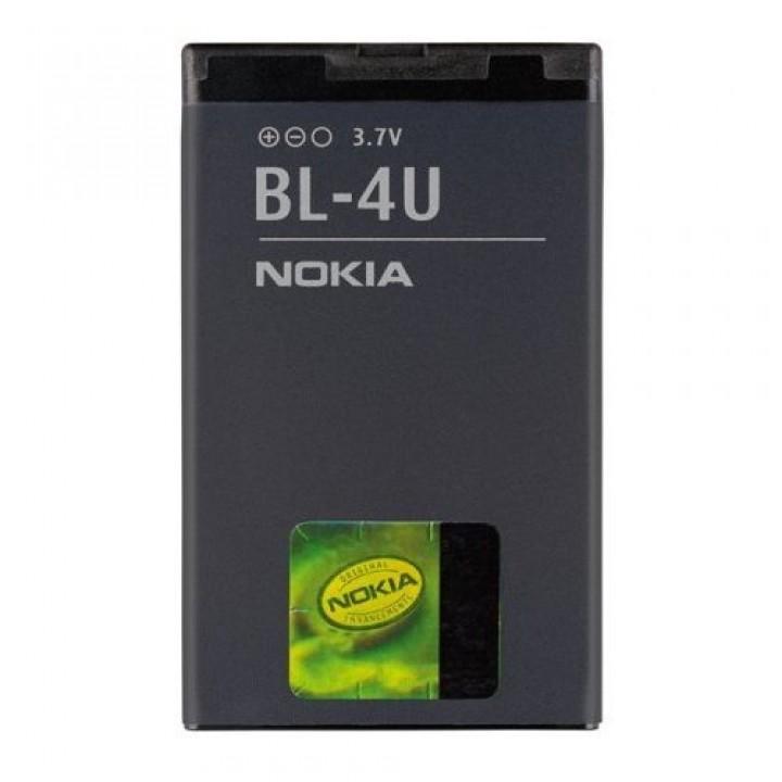 Аккумулятор батарея Nokia BL-4U (1000 mAh) Original
