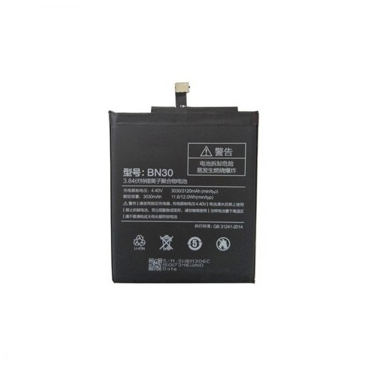 Аккумулятор Батарея Xiaomi Redmi 4a / BN30 (3030 mAh) Original