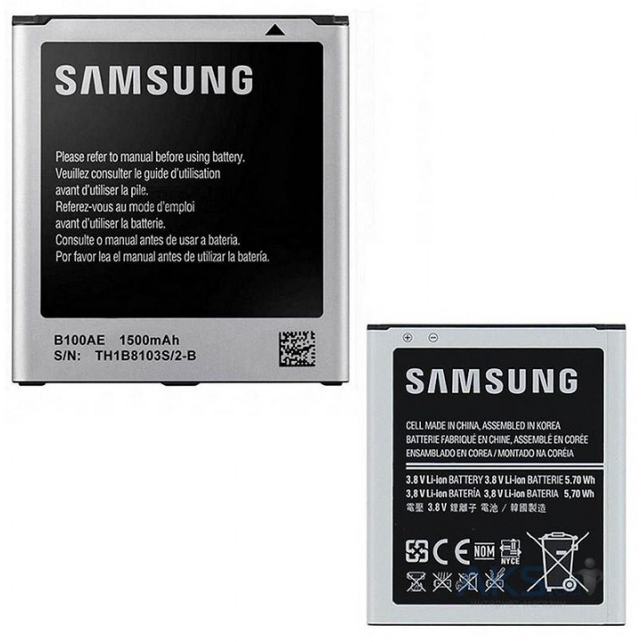 аккумулятор батарея Samsung S7272 Galaxy Ace 3 DUOS / B100AE (1500 mAh) Original