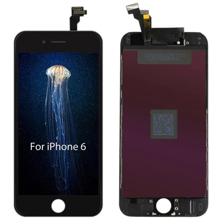 Дисплей, модуль для телефона Apple iPhone 6s + Touchscreen Original Black
