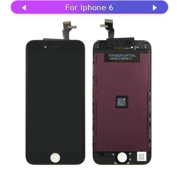 Дисплей, модуль (экран) для телефона Apple iPhone 4 + Touchscreen Original black