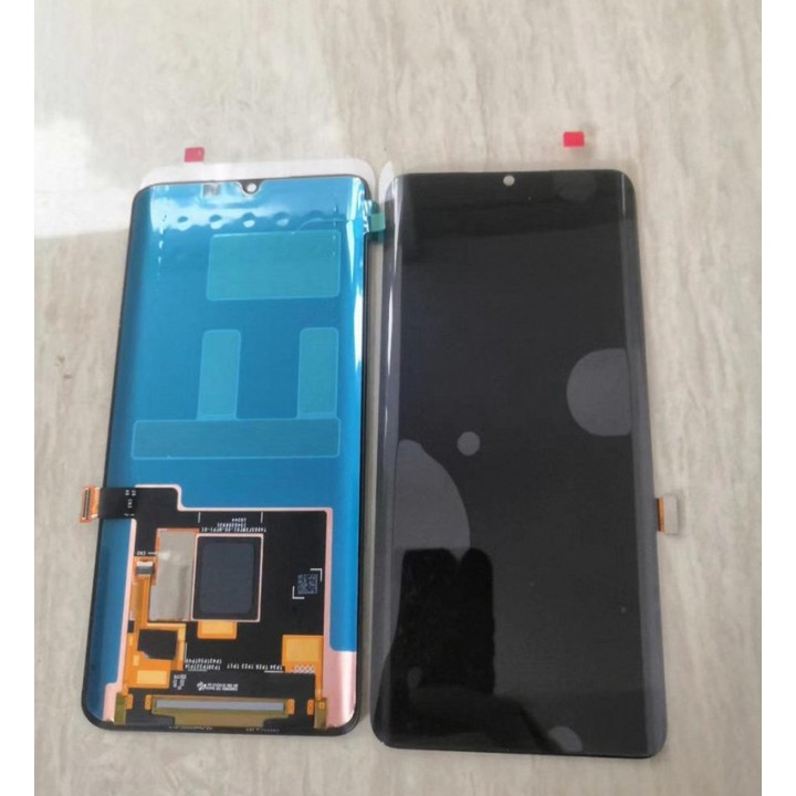 Дисплей (экран) для телефона Xiaomi  Mi Note 10 + Touchscreen Original Black