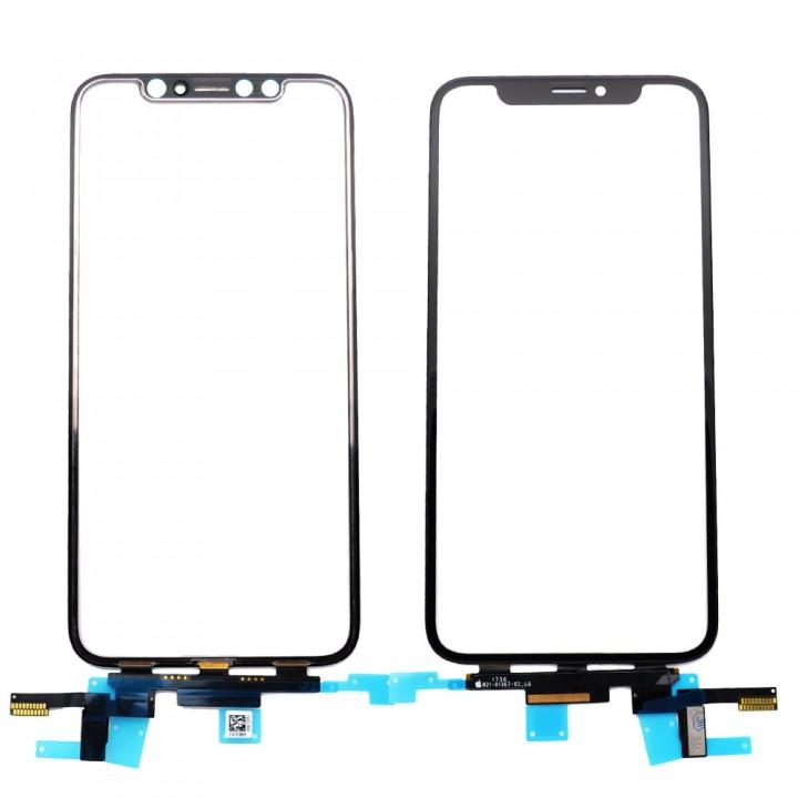 Сенсор (тачскрин) + Стекло Apple iPhone Xs Max Original Black