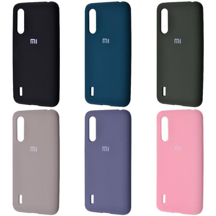 Чехол Silicone Case Full Protective для Xiaomi Mi CC9e